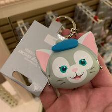 SHDR Gelatoni cat wallet soft pouch Keychain Shanghai Disneyland Disney