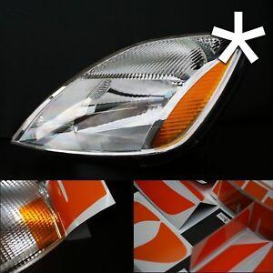 US - Design - Folie für Scheinwerfer / Blinker Ford Fiesta rechts/links