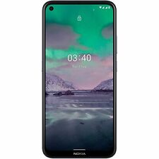 """Nokia 3.4 Smartphone 6.4"""" Snapdragon 460 3/32 GB touchscreen USBC Android 10 Dusk"""