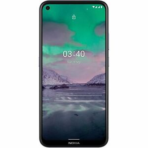 """Nokia 3.4 SmartPhone 6.4"""" Snapdragon 460 3/32GB Touchscreen USBC Android 10 Dusk"""