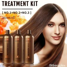 Brazilian Blow Dry Hair Shampoo Conditioner Treatment Keratin Blowout Therapy