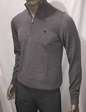 (JL-9363HZ) 2015 M J Lindeberg M Kian Tour Merino Sweater Cover-Up $165