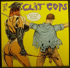 "10""-LP THE CLIT COPS - fuck 'n' roll"