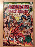 Daredevil #105 Marvel 1973 Origin of Moondragon Black Widow