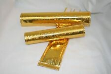Flite Limited Edition Gold Holographic Prism BMX Padsets