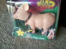 Babe and Friends Electronic Talking Piggy Bank (1998)