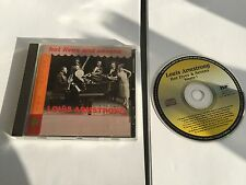 Louis Armstrong Hot Fives and Sevens - Volume 1 1994 CD 788065301224