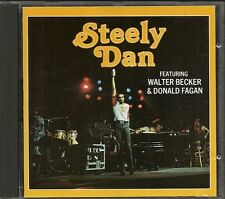 CD ALBUM 13 TITRES--STEELY DAN FEAT WALTER BECKER & DONALD FAGAN