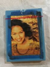 Singapore Airlines Singapore Girl playing cards sealed deck ! Blue