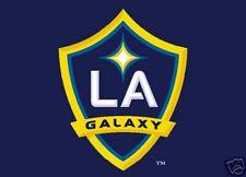 MAJOR LEAGUE SOCCER LOS ANGELES GALAXY MLS TEAM FLAG