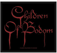Children Of Bodom Blood Logo Fabric Patch - 100% Official Merchandise