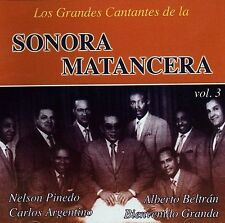 Grandes Cantantes De La Sonora Matancera 3 by Sonora Matancera