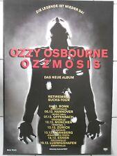 OZZY OSBOURNE  1995  TOUR   orig.Concert Poster-Tour Poster Din A1
