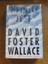 INFINITE JEST by David Foster Wallace -1st/1st/1st state - HCDJ 1996  - 1-10  VG