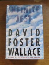 INFINITE JEST by David Foster Wallace -1st/1st/1st state - HCDJ 1996  - 1-10  VG