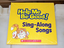 Help Me Be Good Sing - Along Songs by Joy Berry 2006 Scholastic 2 CD's   NEW