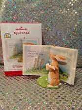 2013 HALLMARK ORNAMENT GUESS HOW MUCH I LOVE YOU - TO THE MOON AND BACK
