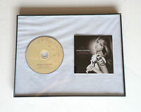 Songs From The Silver Screen JACKIE EVANCHO Signed Autographed FRAMED CD COA!!