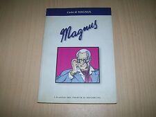CLASSICI DEL FUMETTO DI REPUBBLICA-N. 41-MAGNUS-L'ARTE DI MAGNUS-2003-COME NUOVO