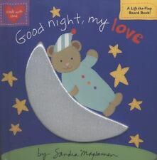 Good Night, My Love by Sandra Magsamen (2013, Picture Book)