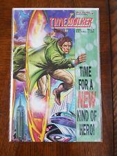 Timewalker Comic Book #1 Valiant Comics