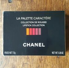 BNIB La Palette Caractere Lipstick Collection De Rouges by Chanel