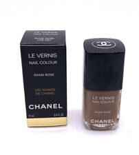 CHANEL Le Vernis Nail Polish KHAKI ROSE (New with Box) MADE IN FRANCE (RARE)