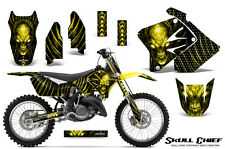 SUZUKI RM 125 250 Graphics Kit 2001-2009 CREATORX DECALS SCYSNP