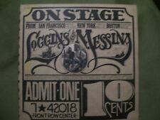 LOGGINS & MESSINA ON STAGE 1974 2 RECORD SET CBS PG 32848