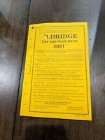Eldridge Tide and Pilot Book, 2021