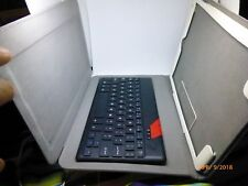 "BLUE TOOTH  Apple iPad/TABLET  Wireless Keyboard Case 7 1/4"" X 10"""