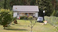 Ferienhaus Bungalow an der Grenze zur Mecklenburger Seenplatte für 4 Personen