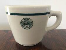 Michigan State College tea cup / Mug #354. Mayer China