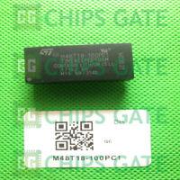 1PCS ST M48T18-1 DIP-28 64 Kbit 8Kb x 8 TIMEKEEPER