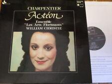 HM 1095 Charpentier ACTEON/Visse/Mellon/Christie/Les Arts Florissants