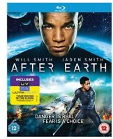 After Earth Blu-Ray Nuevo Blu-Ray (SBR94519UV)