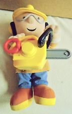 BOB  THE  BUILDER  WITH  CHAIN  SAW  &  SOUNDS