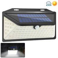 102LED Solar Power Porch Wall Light Motion Sensor Outdoor Garden Waterproof IP65