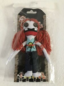 Zombie Dolls Plush Doll - Oker Brand Fabric Plush Doll - Halloween