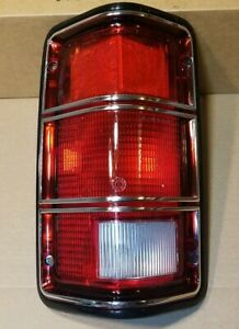 NOS 1981-1993 Dodge 1st Gen Dodge Ram Cummins, Ramcharger OEM Tail light, Left