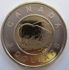 2006 CANADA $2 DOLLAR DOUBLE DATE 1996-2006 SPECIMEN TOONIE COIN