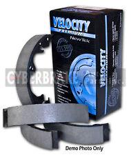 NB760 Rear Bonded Drum Brake Shoe