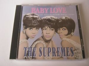 cd. the supremes. baby love.