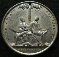 1838 Abolition Anti-Slavery Medal RARE Unlisted Negress with Baby