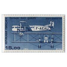 Timbre Poste Aérienne PA57 Neuf** - Avion bimoteur Farman F60 Goliath - 1984