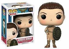 "Exclusivo Amazonas Wonder Woman 3.75"" Pop Vinyl Figura Funko 178 Vendedor GB"