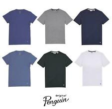 PENGUIN Original Pinpoint Mens Cotton Slim Fit T Shirt