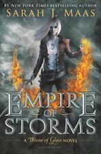 Empire of Storms: A Throne of Glass Novel by Sarah J Maas HARDCOVER - BRAND NEW!