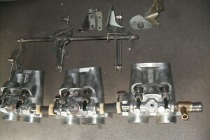 TRIUMPH TR5 TR250 TR6 FUEL INJECTION MANIFOLDS, 150hp CP CARS. free shipping