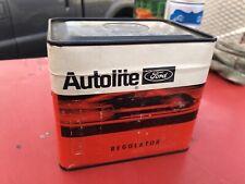 Vintage Ford NOS Autolite Regulator GR-1 B5AZ-10505-A Sealed Original Box